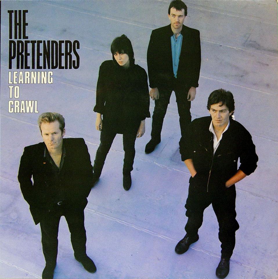 """The Pretenders Vinyl 12"""" (Used)"""