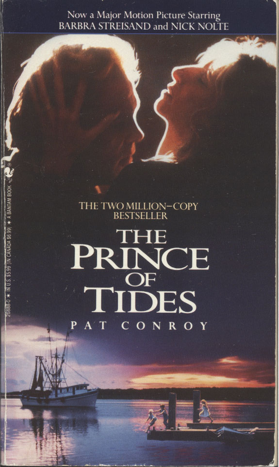 prince of tides The prince of tides is a novel by pat conroy, first published in 1986 it revolves around traumatic events that affected former football player tom wingo's.