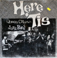 "The Queen City Jazz Band Vinyl 12"" (Used)"