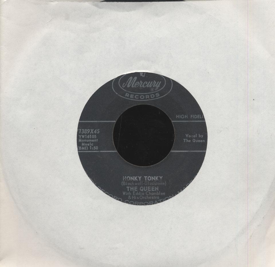 """The Queen Vinyl 7"""" (Used)"""
