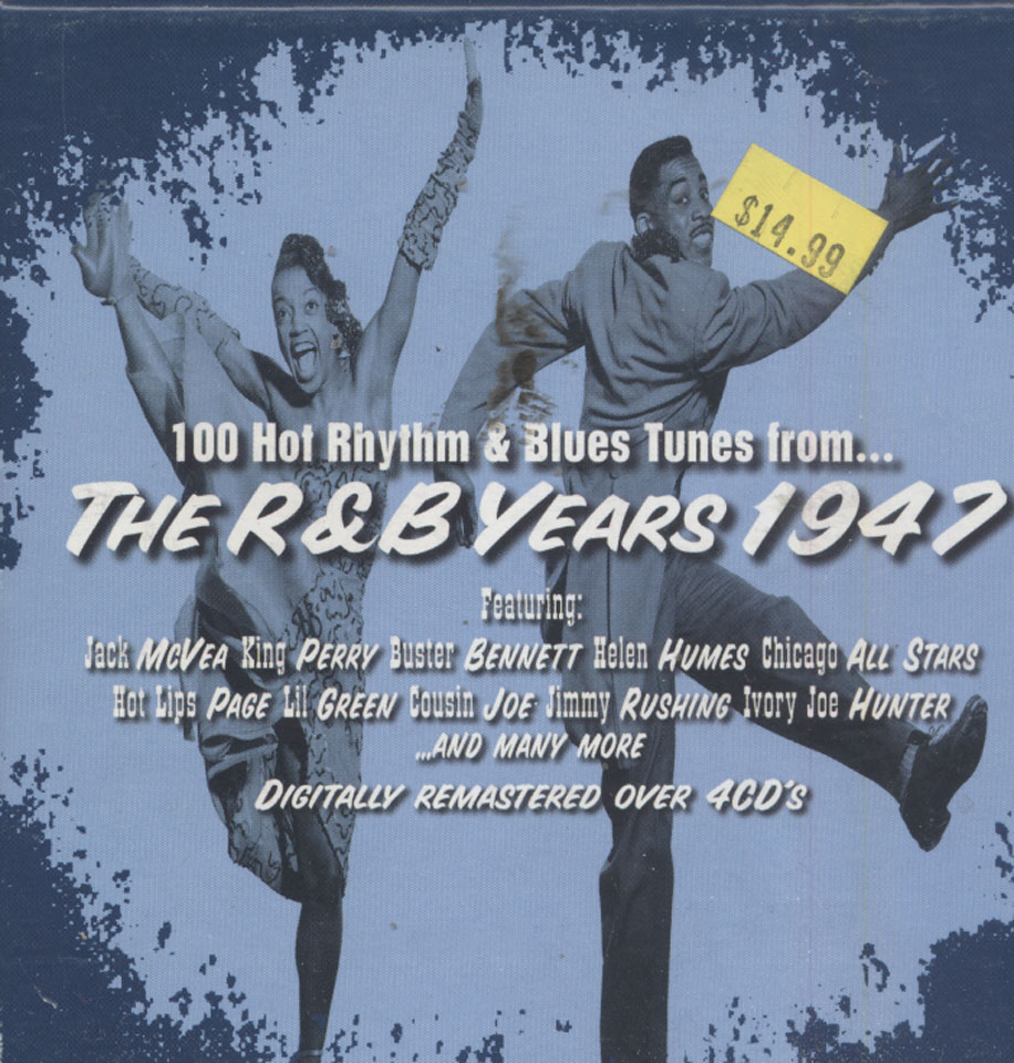 The R & B Years 1947 CD