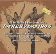 The R & B Years 1949 CD
