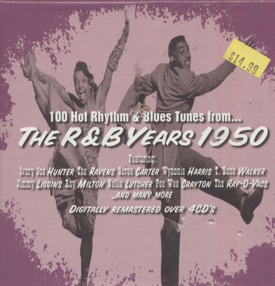The R & B Years 1950 CD