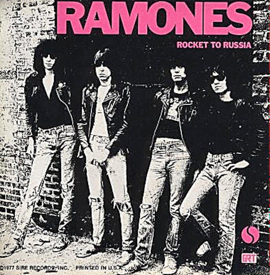 The Ramones Sticker