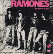 The Ramones Sticker