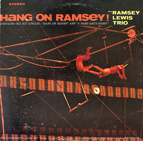 "The Ramsey Lewis Trio Vinyl 12"" (Used)"