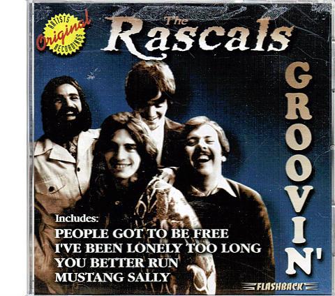The Rascals CD