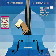 """The Ray Brown All Stars Vinyl 12"""" (New)"""