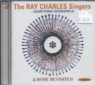 The Ray Charles Singers CD