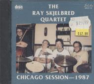 The Ray SKjelbred Quartet CD