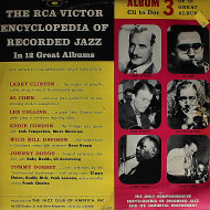 "The RCA Victor Encyclopedia Of Recorded Jazz: Album 3 Cli To Dor Vinyl 10"" (Used)"