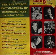 "The RCA Victor Encyclopedia Of Recorded Jazz: Album 9 Mot To Oli Vinyl 10"" (Used)"