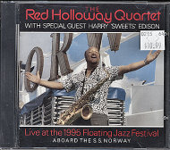 The Red Holloway Quartet CD