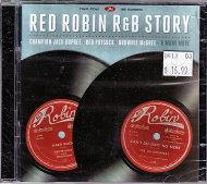 The Red Robin R&B Story CD