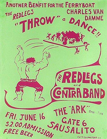 The Redlegs Handbill