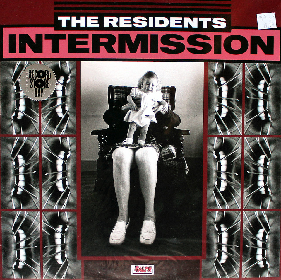 "The Residents Vinyl 12"" (New)"