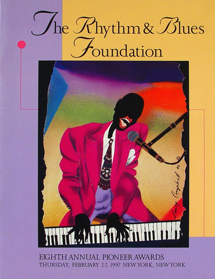 The Rhythm & Blues Foundation Program