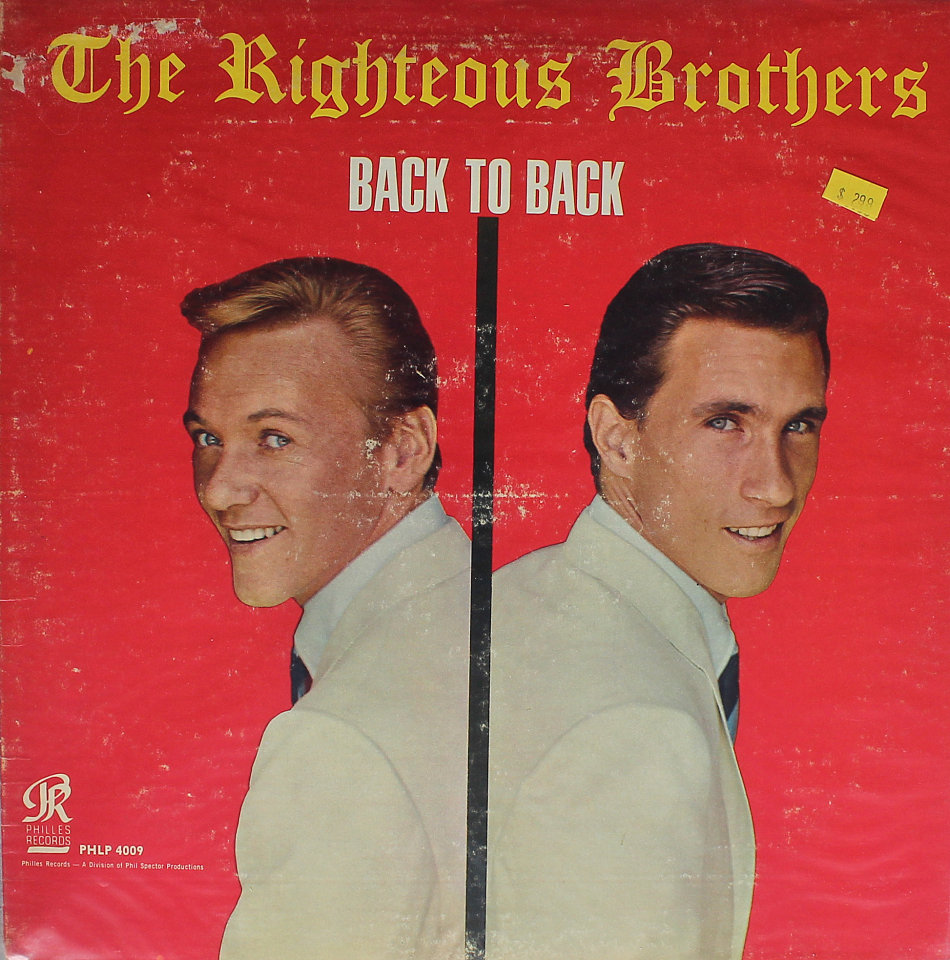 The Righteous Brothers Vinyl 12""