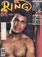 The Ring Magazine October 1987 Magazine