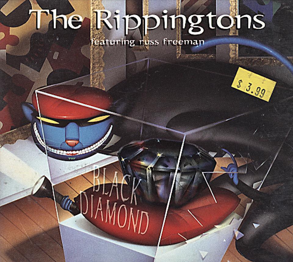 The Rippingtons CD