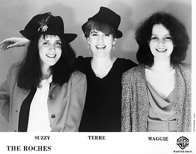 The Roches Promo Print