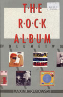 The Rock Album, Volume Two Book