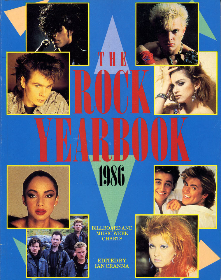 The Rock Yearbook
