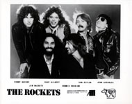 The Rockets Promo Print