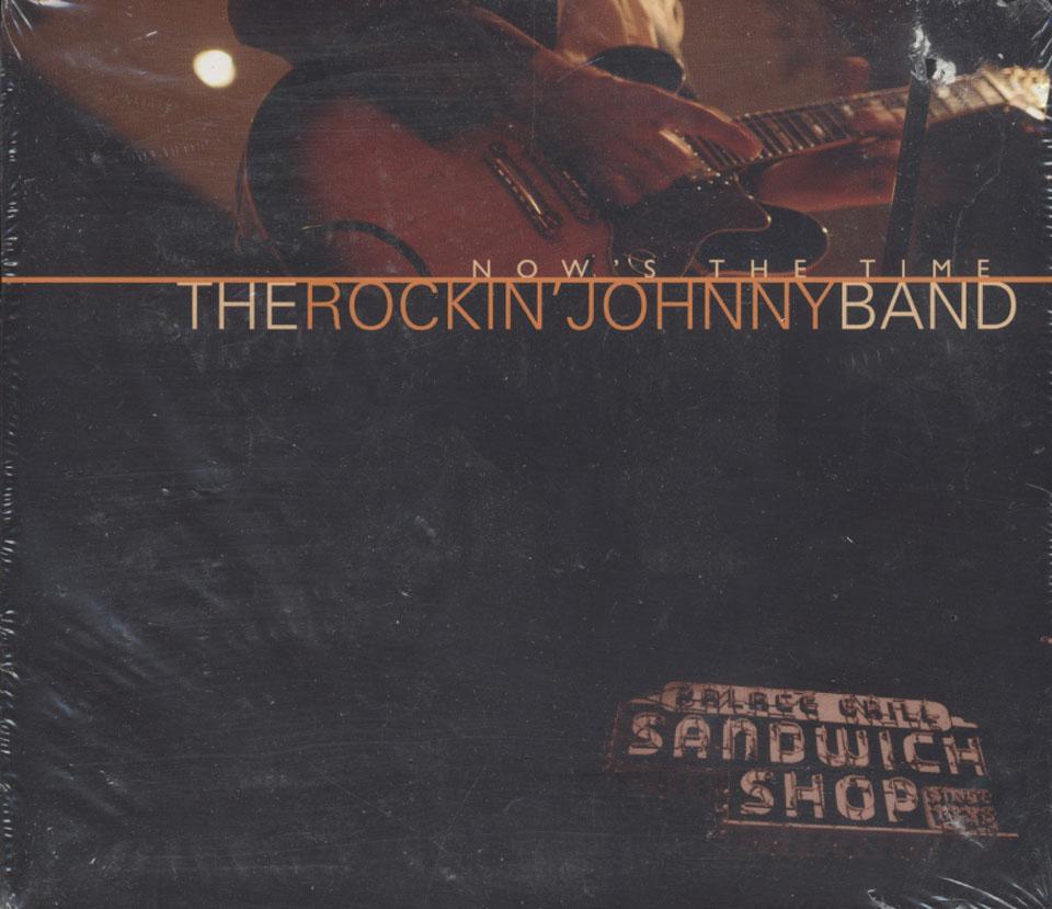 The Rockin' Johnny Band CD