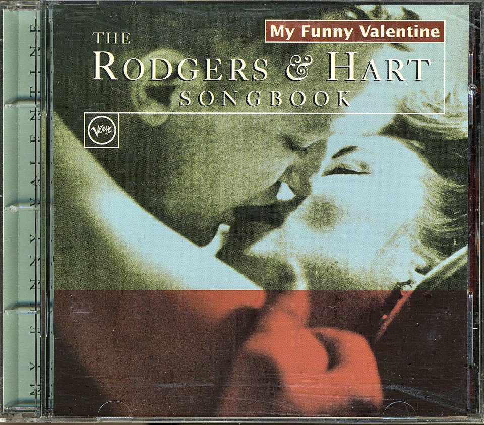 The Rodgers Hart Songbook My Funny Valentine Cd 1995 At Wolfgang S