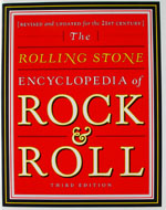 The Rolling Stone Encyclopedia of Rock & Roll Book