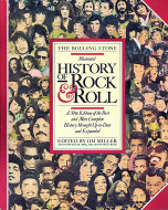 The Rolling Stone Illustrated History Of Rock & Roll Book
