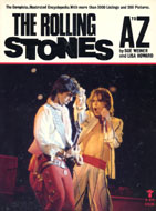 The Rolling Stones A To Z Book