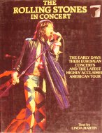 The Rolling Stones in Concert Book