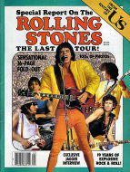 The Rolling Stones: The Last Tour Magazine