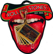 The Rolling Stones Keychain
