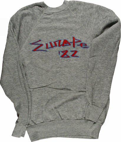 The Rolling Stones Men's Vintage Sweatshirts reverse side
