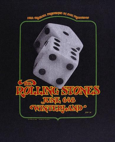 The Rolling Stones Pelon
