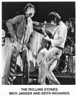 The Rolling Stones Promo Print