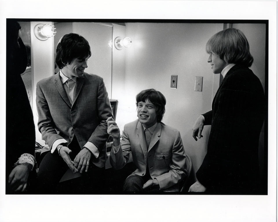 The Rolling Stones Vintage Print