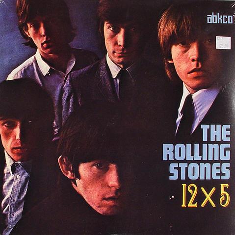 """The Rolling Stones Vinyl 12"""" (New)"""