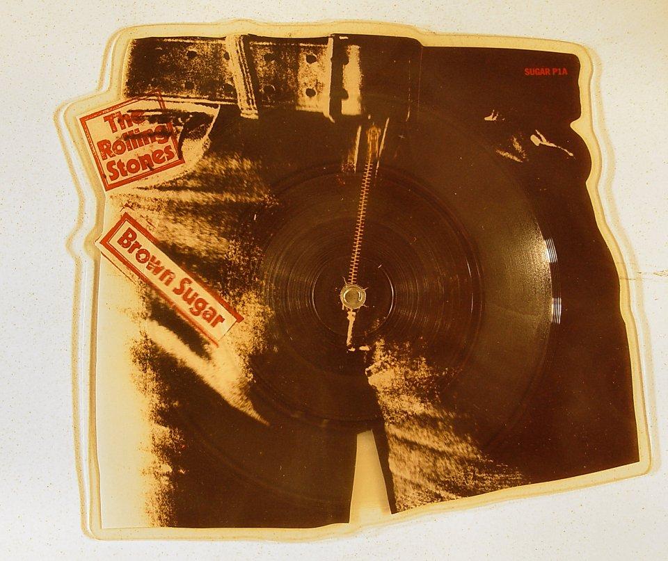 """The Rolling Stones Vinyl 7"""" (New)"""