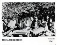 The Sabri Brothers Promo Print