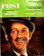 The Saturday Evening Post April 09, 1966 Magazine