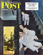 The Saturday Evening Post  Dec 2,1950 Magazine