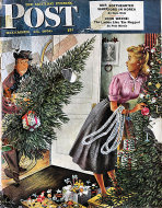 The Saturday Evening Post  Dec 23,1950 Magazine
