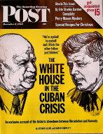 The Saturday Evening Post  Dec 8,1962 Magazine