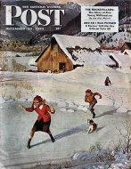 The Saturday Evening Post December 30, 1950 Magazine