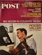 The Saturday Evening Post  Feb 12,1966 Magazine