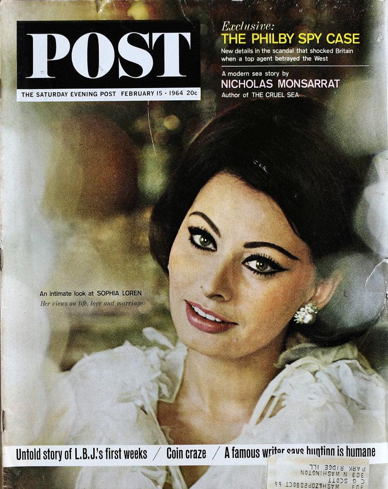 The Saturday Evening Post  Feb 15,1964